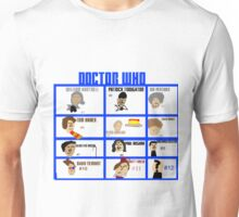 Doctor Who: 50 Years Through Time and Space Unisex T-Shirt