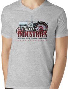 Titan Industries Mens V-Neck T-Shirt