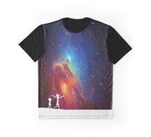 Rick and Morty - Star Viewing 2 Graphic T-Shirt