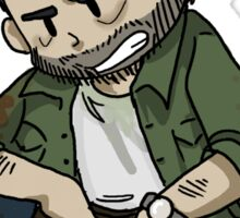Joel- The Last Of Us Sticker