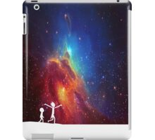 Rick and Morty - Star Viewing 2 iPad Case/Skin