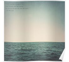 Soulful Sea Poster