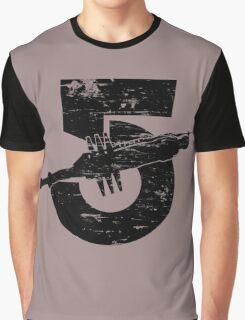 Babylon 5 Vintage (Black) Graphic T-Shirt