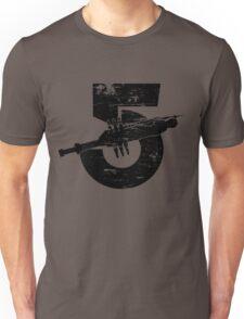 Babylon 5 Vintage (Black) Unisex T-Shirt
