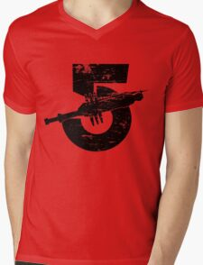 Babylon 5 Vintage Mens V-Neck T-Shirt