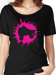 skate splat Women's Relaxed Fit T-Shirt
