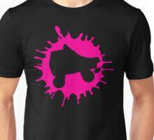 skate splat Unisex T-Shirt