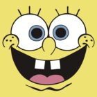 SpongeBob Square Pants - Smiley by littlemonsters