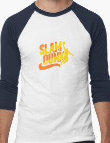 Slam Dunk Men's Baseball ¾ T-Shirt