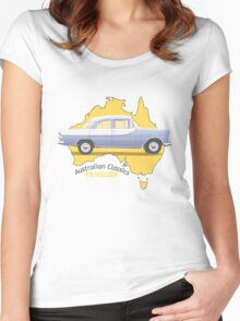 FB Holden - Classic Australian cars Women's Fitted Scoop T-Shirt