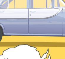 FB Holden - Classic Australian cars Sticker