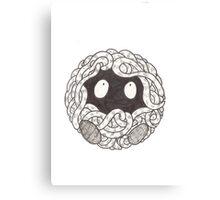 Tangela Sphere Canvas Print