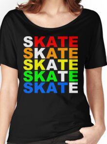 skate stacks Women's Relaxed Fit T-Shirt