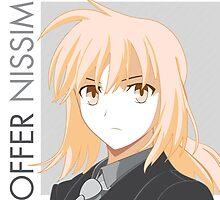 Offer Nissim anime by omar305
