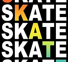 skate stacks by maydaze