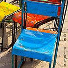 Artist's Chairs   7998 by KarenDinan