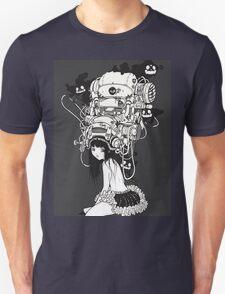 Brain Machine  T-Shirt