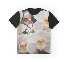 FLORAL ~ Orchid Troll (2) by tasmanianartist Graphic T-Shirt