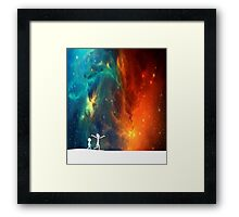 Rick and Morty - Star Viewing 3 Framed Print