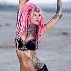 Pink Bambu by Bobby Deal