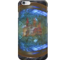 GALLIMAUFRY ~ The Castle by tasmanianartist iPhone Case/Skin