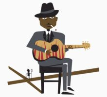Robert Johnson by squarecook