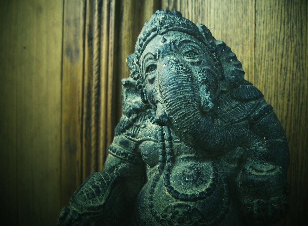 Ganesh - Remover of Obstacles by umasguesthouse