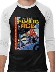 World War 1 Flying Ace Men's Baseball ¾ T-Shirt
