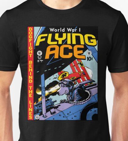 World War 1 Flying Ace Unisex T-Shirt