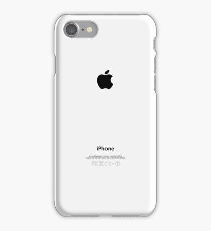 Iphone White iPhone Case/Skin