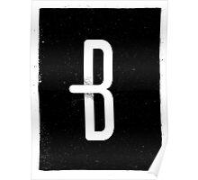 B Poster
