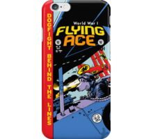World War 1 Flying Ace iPhone Case/Skin