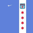 Chicago Red Stars iPhone/iPod Case by seeaykay