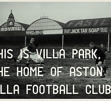 Aston Villa Football Club by homework