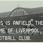 Liverpool Football Club by homework