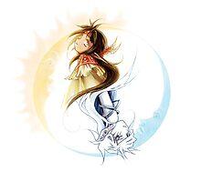 Sun and Moon by Achiru