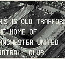 Manchester United Soccer Club by homework