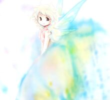 Fluttering by Achiru