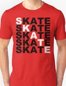 skate stacks Unisex T-Shirt