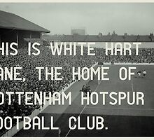Tottenham Hotspur Football Club by homework