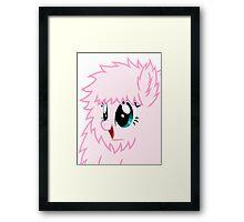 Flufflepuff Framed Print