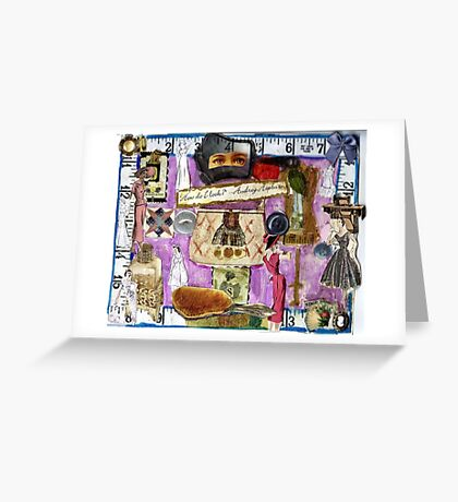How Do I Look? Greeting Card
