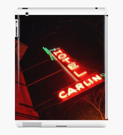 Hotel Carlin iPad Case/Skin
