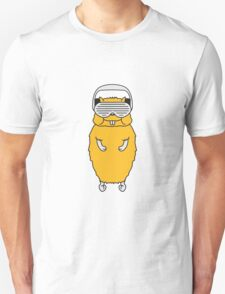 Cute Hamster Party DJ T-Shirt