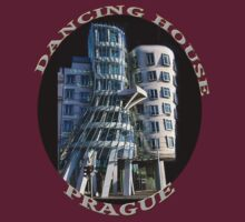 *•.¸♥♥¸.•*The Dancing House Prague TEE SHIRT WITH TEXT*•.¸♥♥¸.•* by ╰⊰✿ℒᵒᶹᵉ Bonita✿⊱╮ Lalonde✿⊱╮