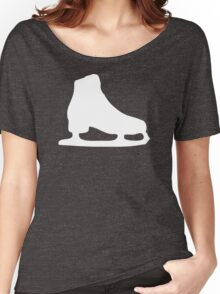 ice skate Women's Relaxed Fit T-Shirt