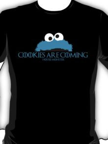 Cookies are Coming - House Color T-Shirt