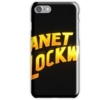 Planet Lockwood iPhone Case/Skin