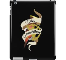 DINO GENERATIONS  iPad Case/Skin