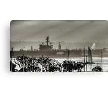 The Carrier #76 Canvas Print